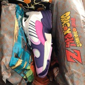 Brand New Adidas YUNG-1 Dragon Ball Z Frieza